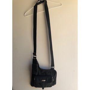 Black Baggalini Crossbody Bag